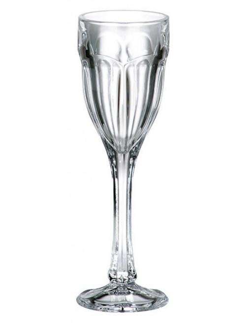 Safari pohár szett 6x, ólommentes krisztallit, űrmértéke 50 ml