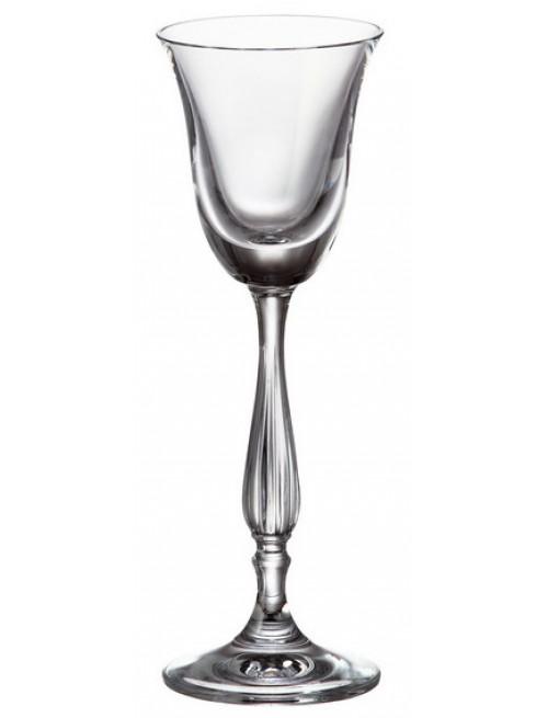 Fregata pohár szett 6x, ólommentes krisztallit, űrmértéke 60 ml