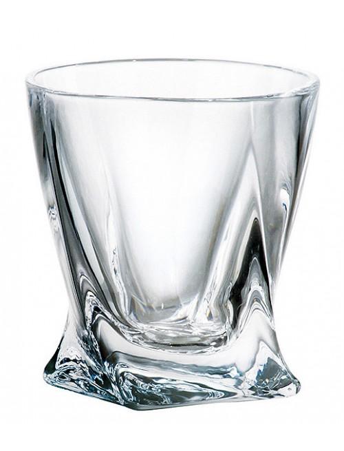 Quadro pohár, ólommentes krisztallit, űrmértéke 55 ml