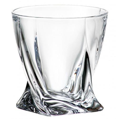 Quadro pohár, ólommentes krisztallit, űrmértéke 340 ml
