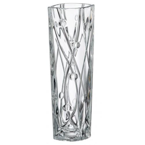 Labyrinth Slim váza, ólommentes krisztallit, magassága 255 mm