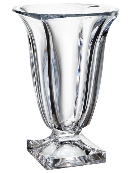 Magma váza, ólommentes krisztallit, magassága 290 mm