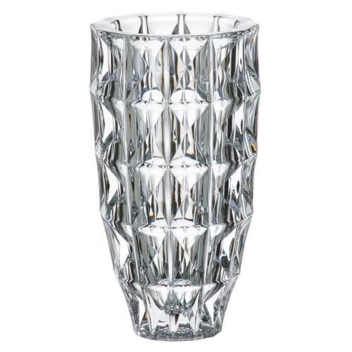 Diamond váza, ólommentes krisztallit, magassága 280 mm