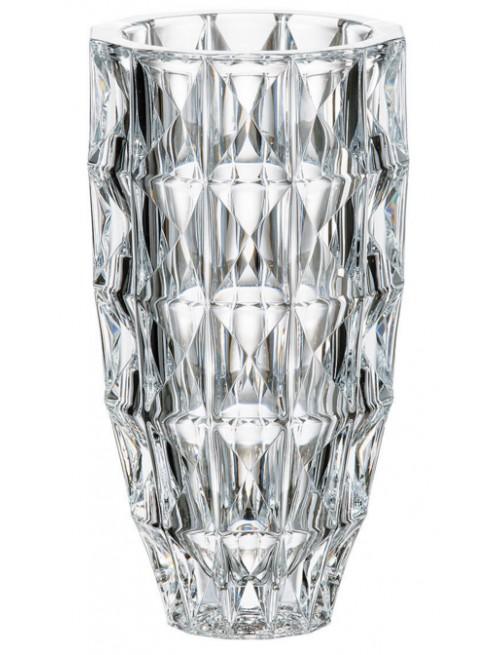 Diamond váza, ólommentes krisztallit, magassága 255 mm