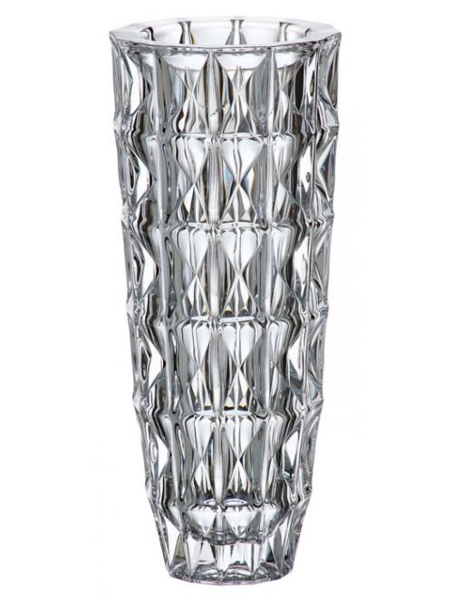 Diamond váza, ólommentes krisztallit, magassága 330 mm