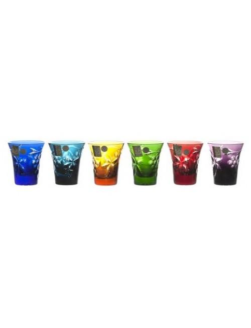 Grapes kristály pohár készlet, szín mix, űrmértéke 75 ml