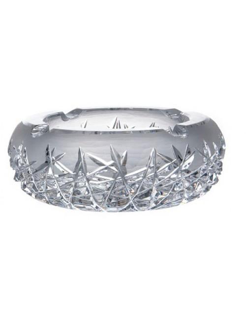 Hoarfrost kristály hamutál, áttetsző kristály színű, átmérője 155 mm