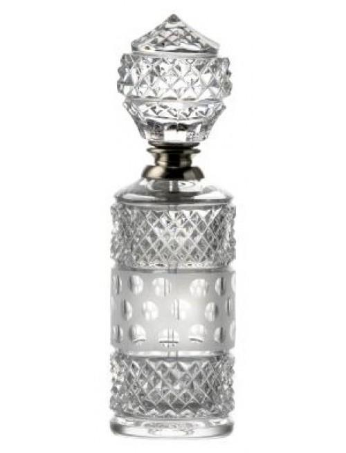 Margot kristály parfümös üveg, áttetsző kristály színű, űrmértéke 130 ml