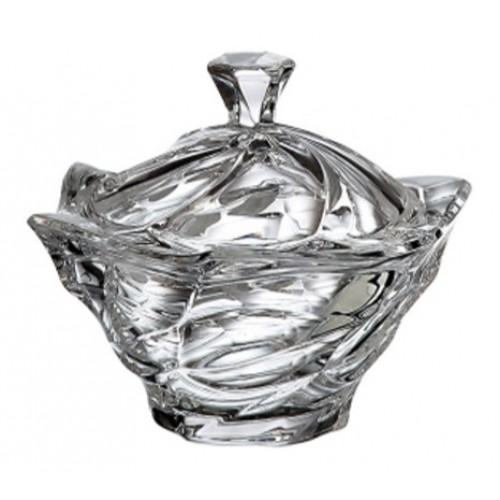 Flameco urna, ólommentes krisztallit, átmérője 130 mm