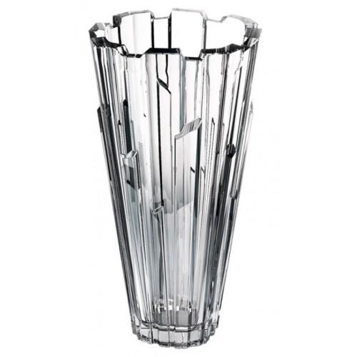 Bolero váza, ólommentes krisztallit, magassága 305 mm