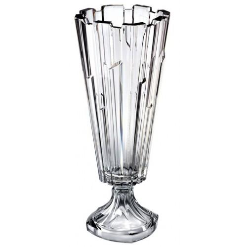 Bolero váza, ólommentes krisztallit, magassága 405 mm